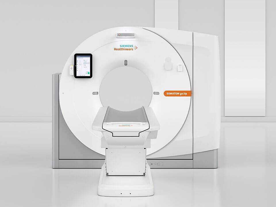 Відкрито запис пацієнтів на комп'ютерну томографію – КТ-дослідження!